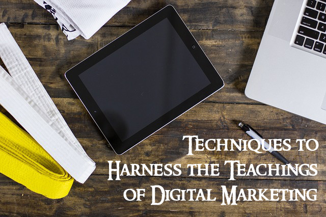 3 Undeniable Techniques to Harness the Teachings of Digital Marketing